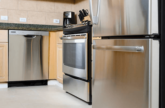 kitchen appliances in sugar land home