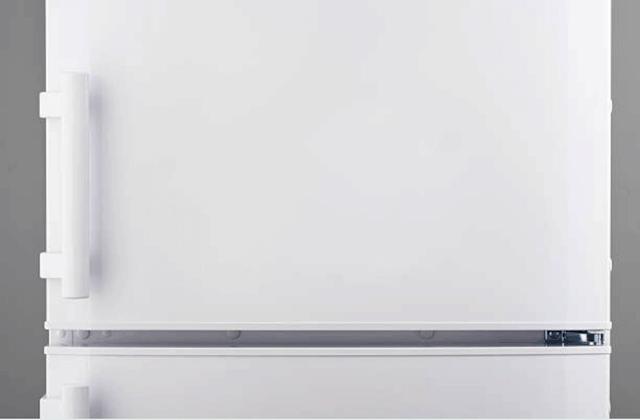 white refrigerator door image